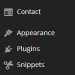 Replace WordPress Admin Menu Icons